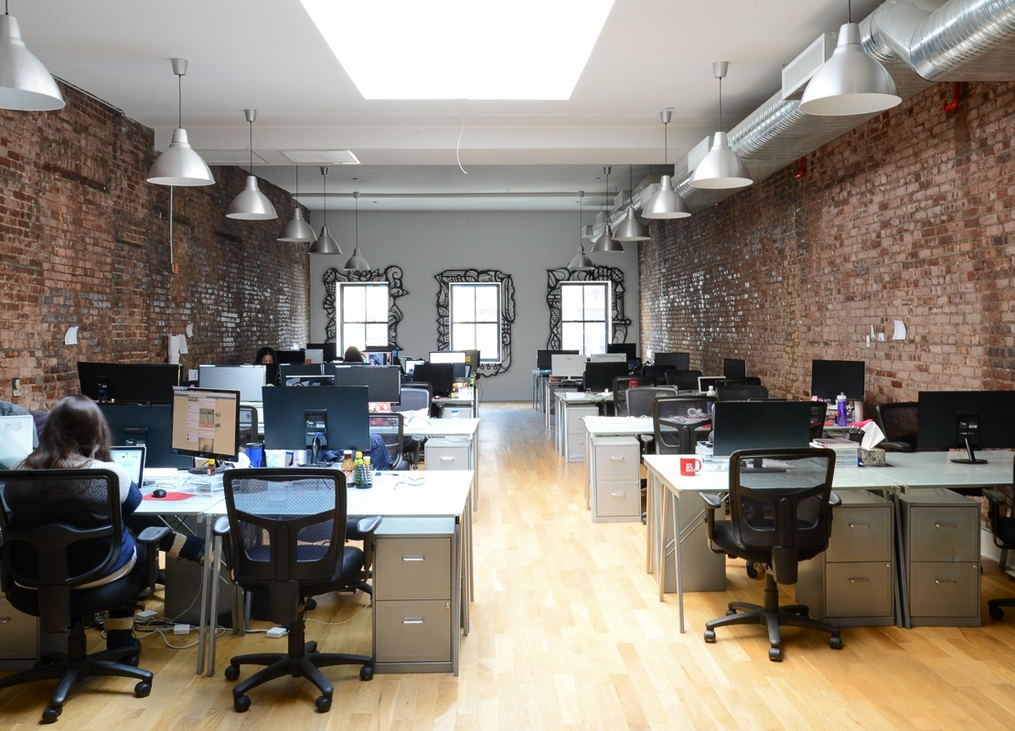 Inside We Are Social S Gorgeous Office In New York City