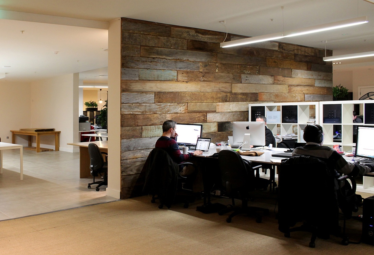 Take a Tour of Dogpatch Labs' Tech Coworking Space in Dublin