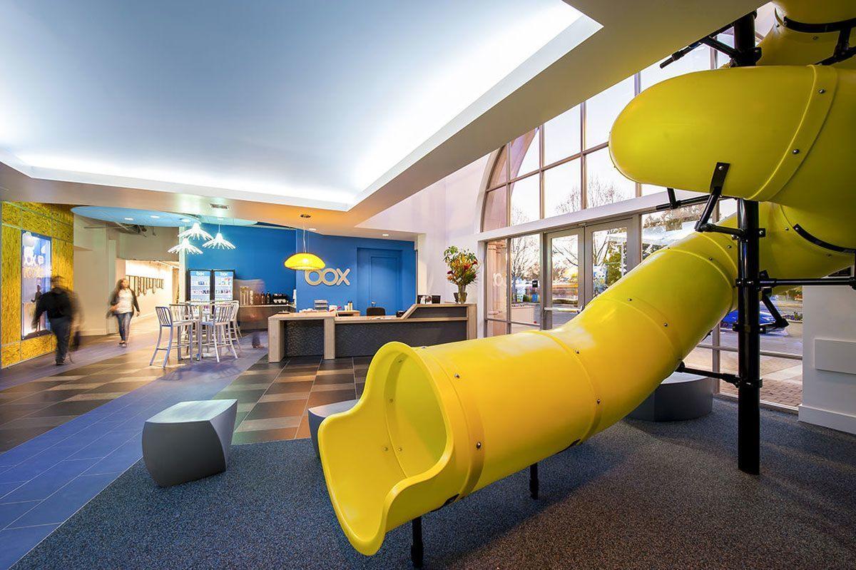 A Look Inside Box's Amazing Los Altos Headquarters