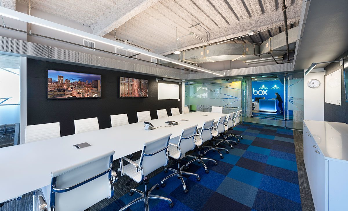 Take a Tour of Boxs Cool San Francisco Office Officelovin
