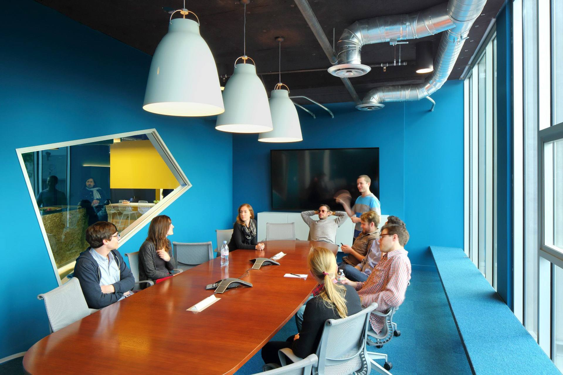 A Look Inside Funny Or Die S Los Angeles Campus Officelovin