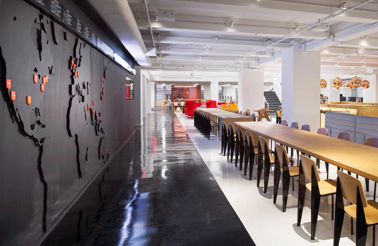 Take a Tour of GLG's Awesome Headquarters in New York City