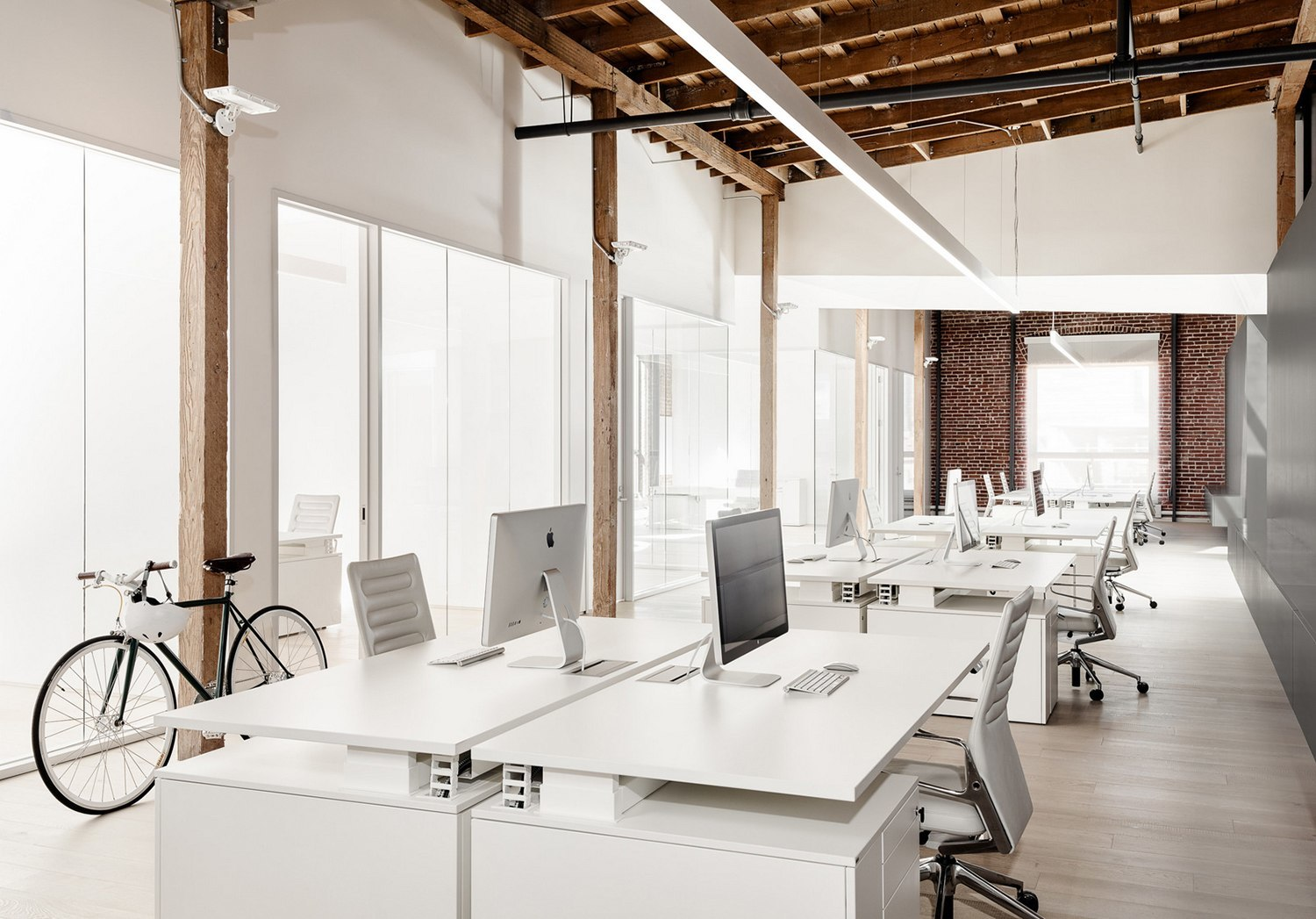 A Look Inside Index Ventures' New San Francisco Office