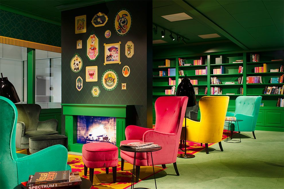 Inside Candy Crush Saga S Playful Stockholm Office