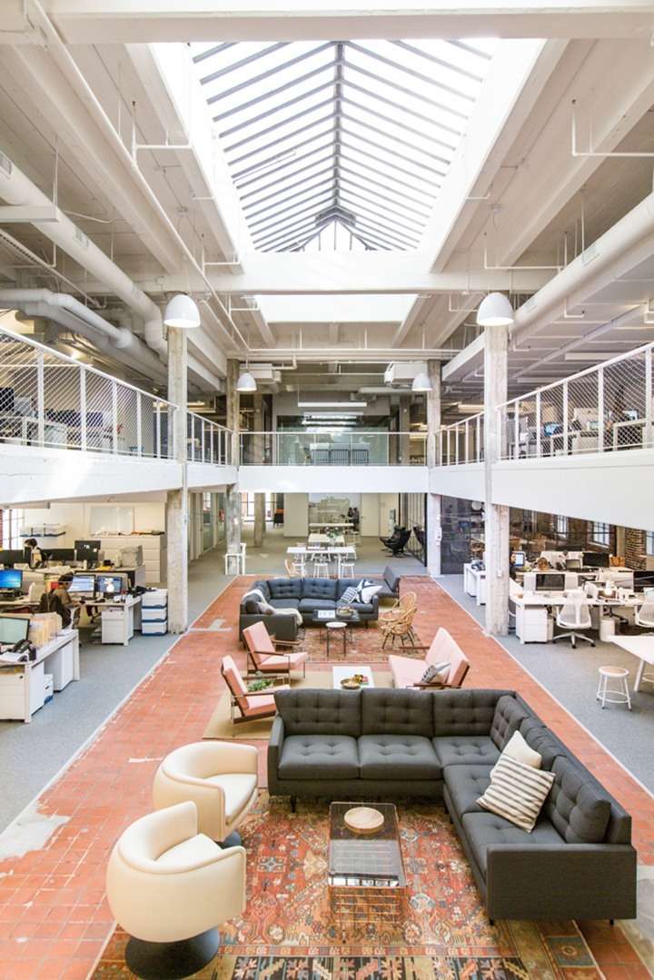 A Tour Of Nasty Gal S Gorgeous Los Angeles Headquarters