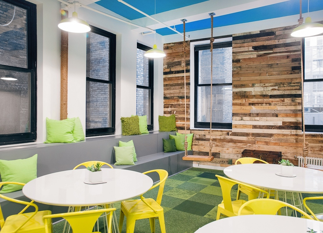 take a tour of one medical s gorgeous new york city office