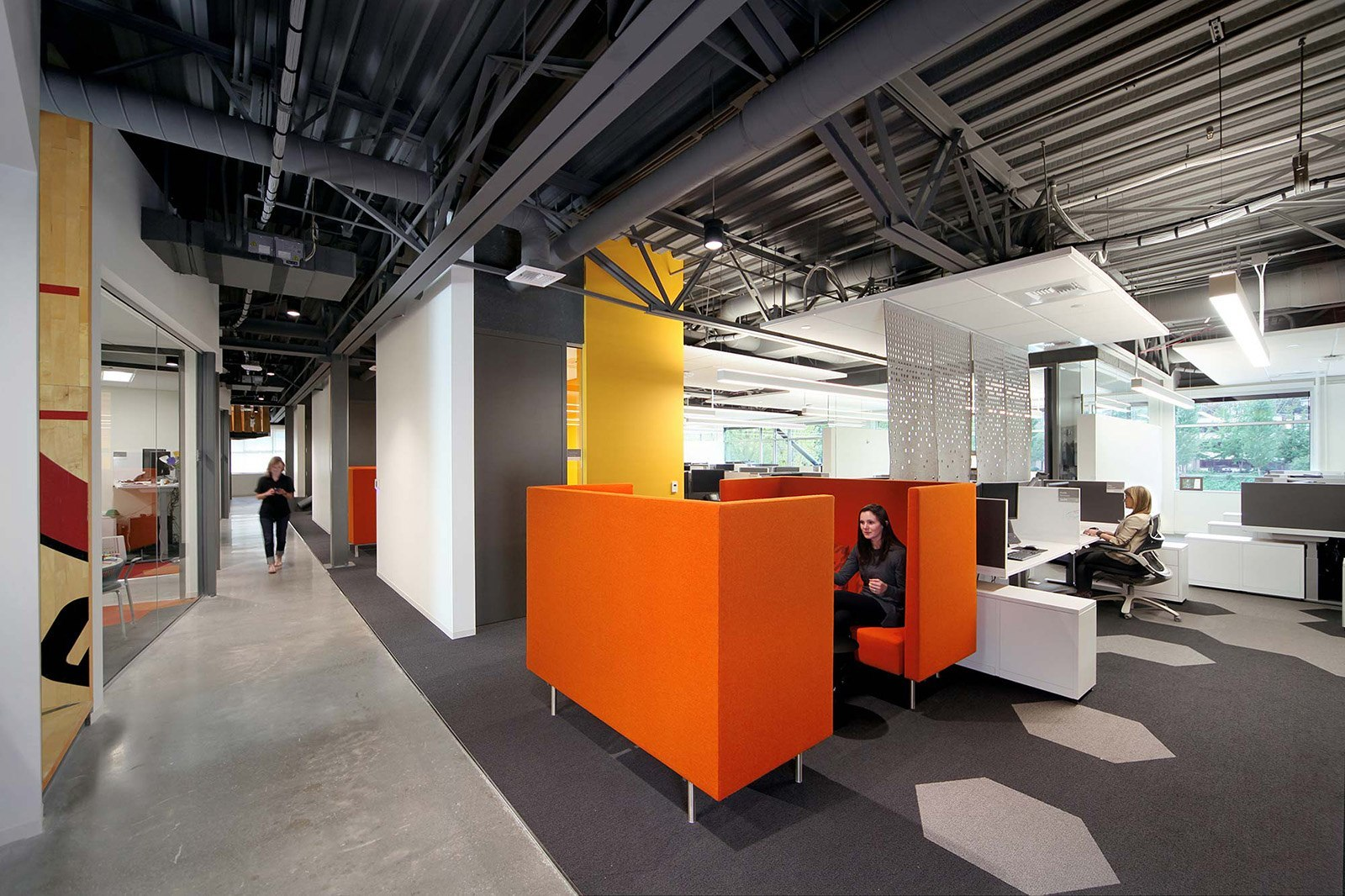 Take A Look At Tableau Software S Modern Seattle Office