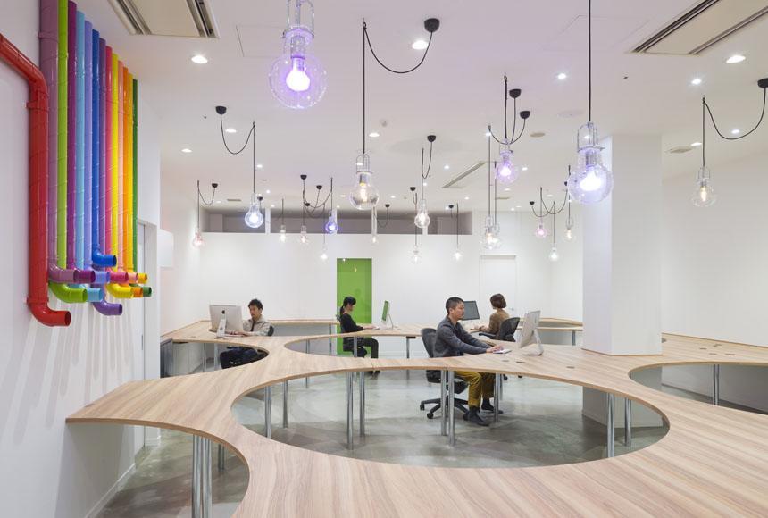 A Look Inside Yudo's Cool Yokohama Office