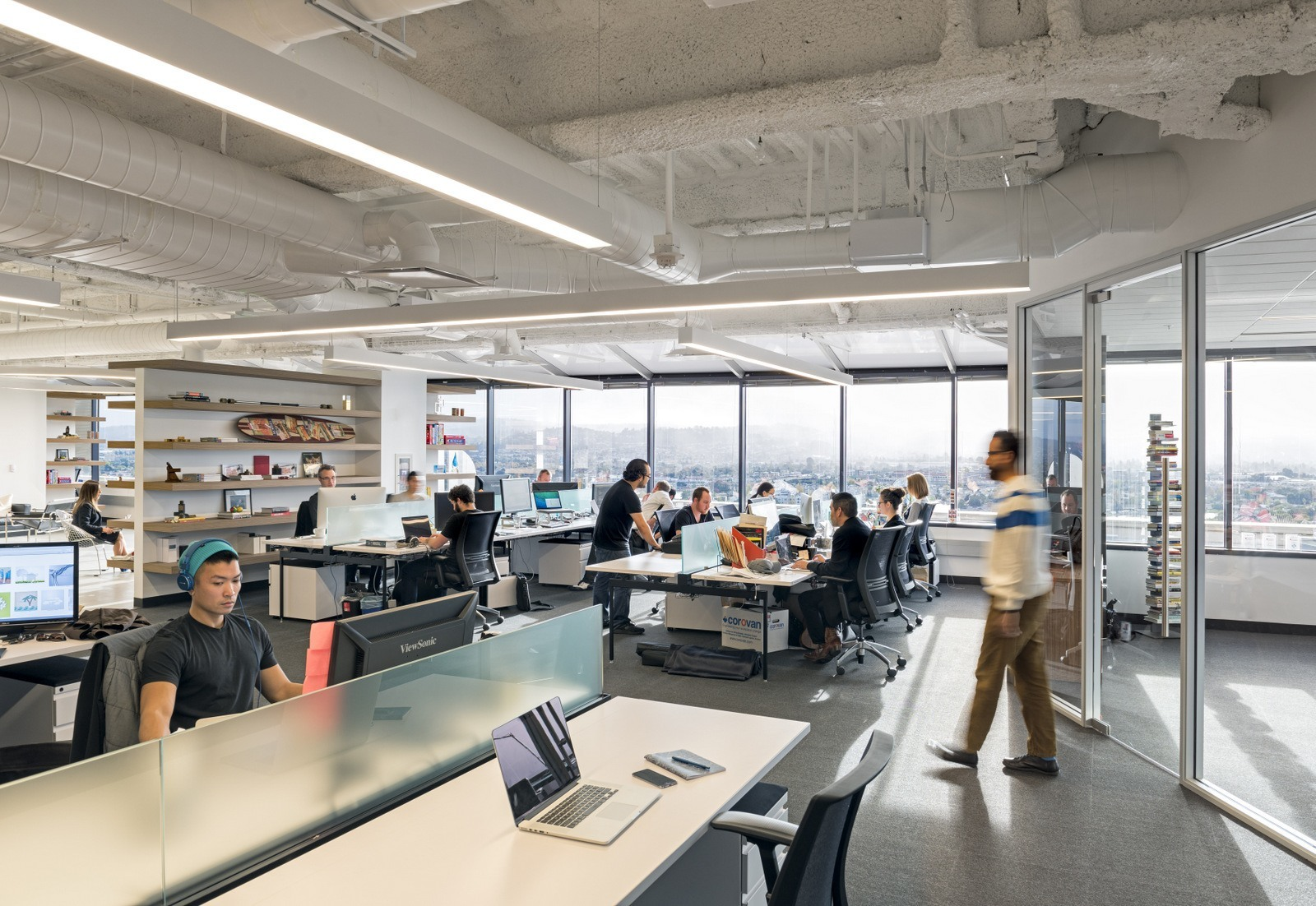 A Look Inside Amobee S Stylish Silicon Valley Headquarters