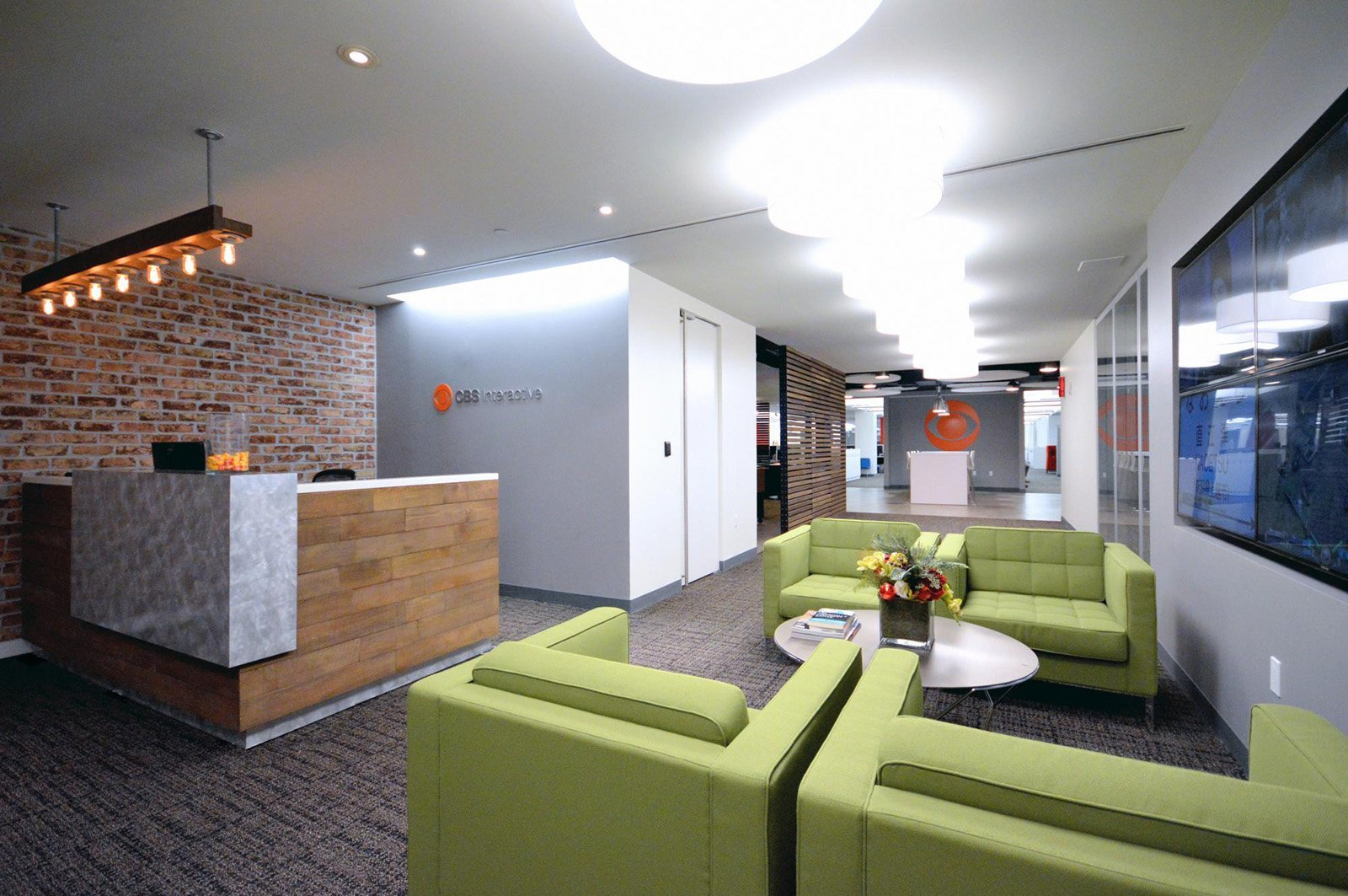 A Look Inside Cbs Interactive S New York City Office