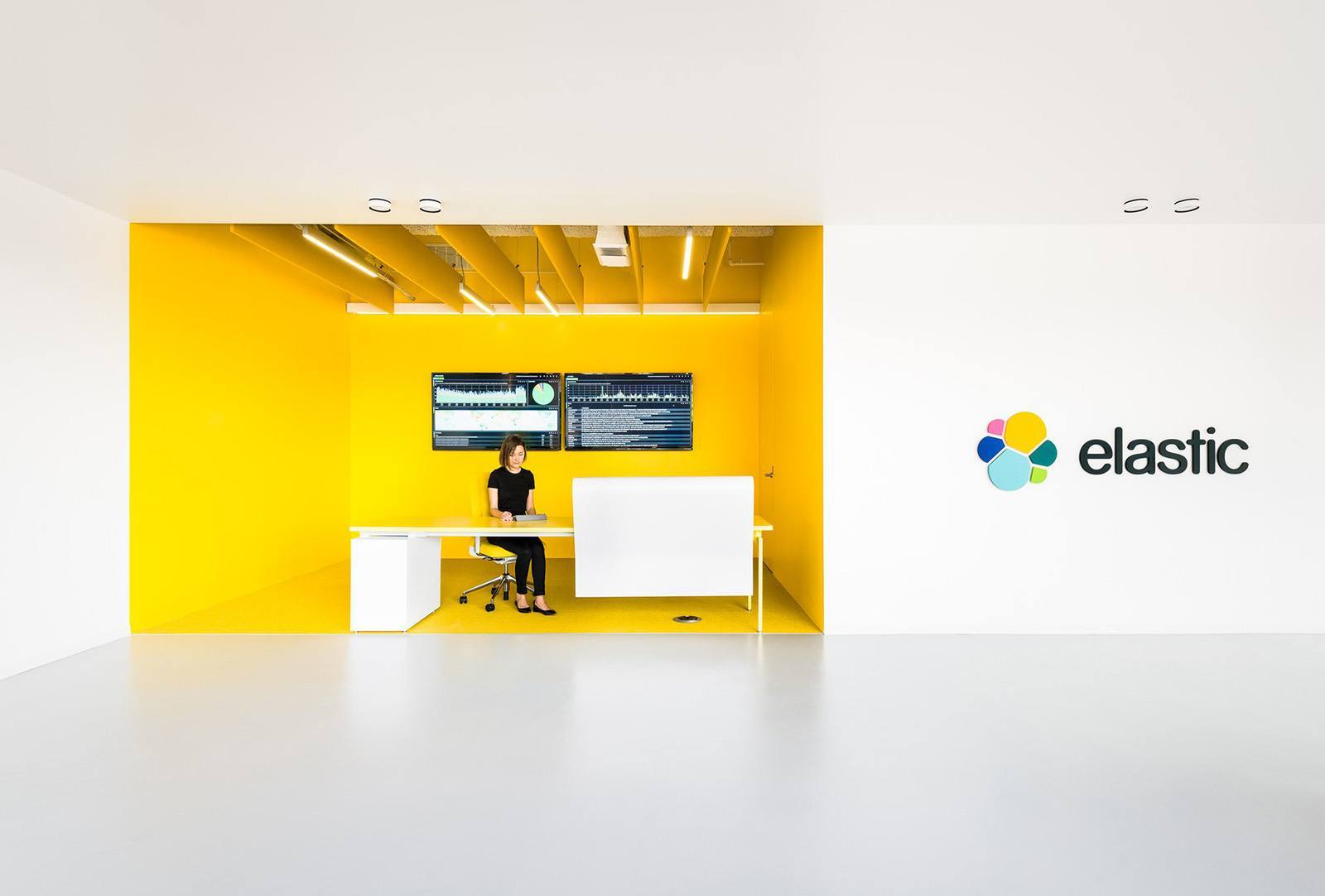 A Look Inside Elastic's Stylish Mountain View Headquarters