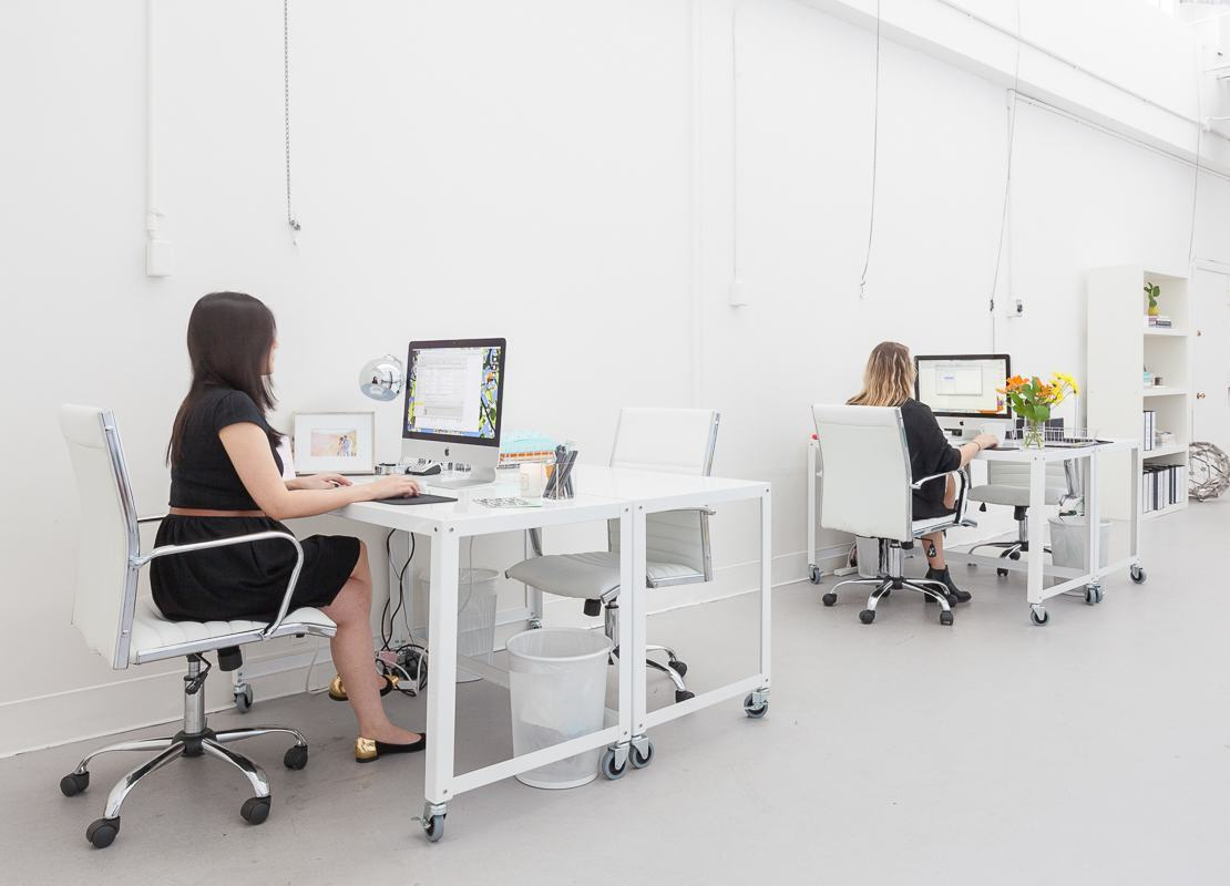 A Tour of Moderne Press' Hip San Francisco Office
