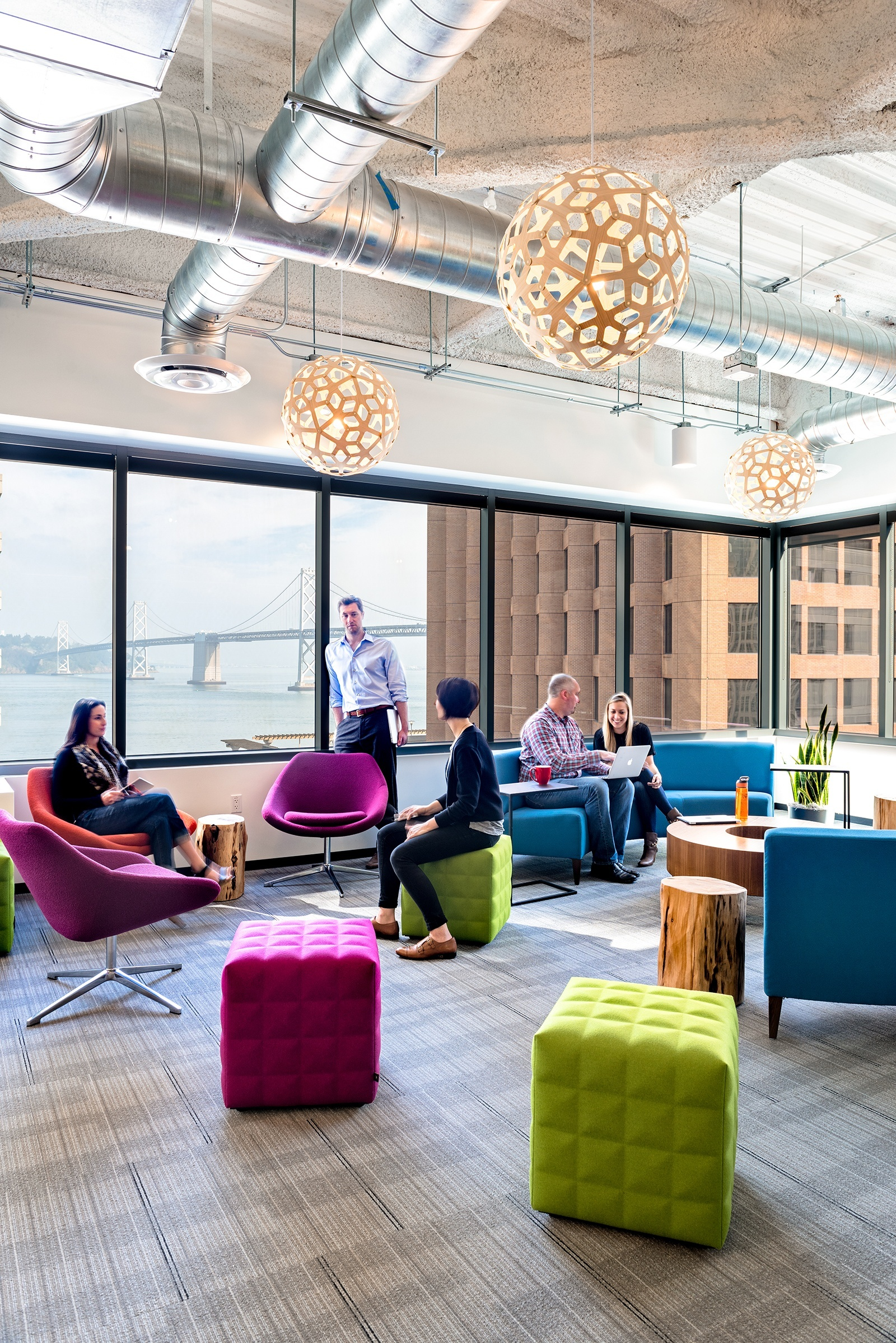 How to make your office an inviting place to work by for Interior design startup