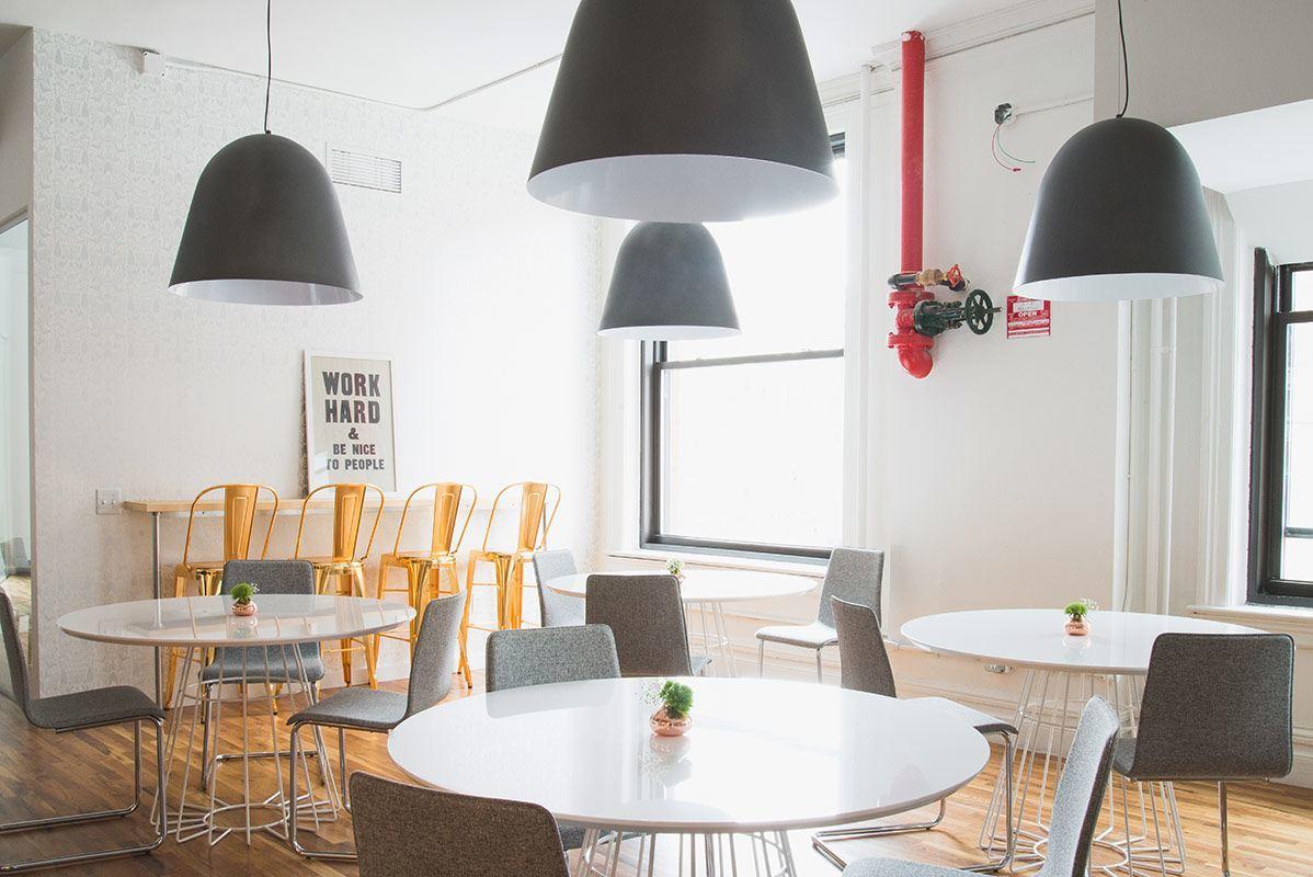 A Peek Inside Purewow S Stylish New York City Office
