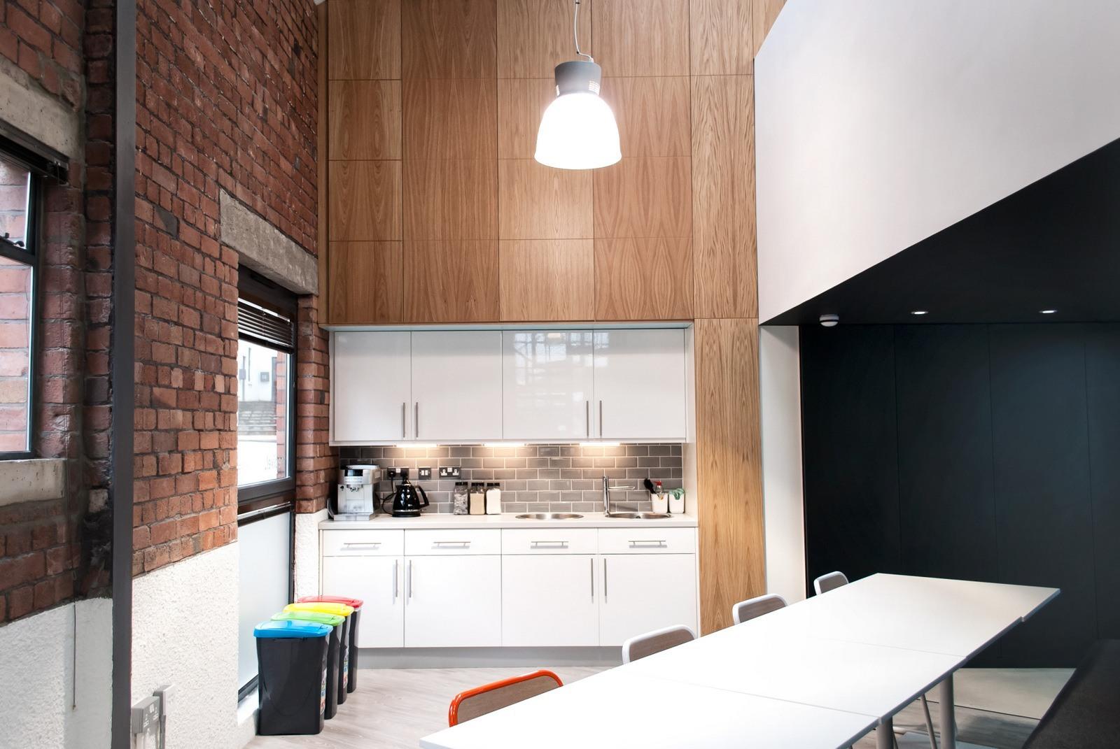 Take A Look At The Pixels Stylish Bristol Office Officelovin - Kitchen designers bristol