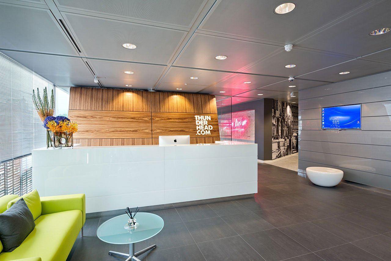 A Look Inside Thunderhead's Stylish London Headquarters