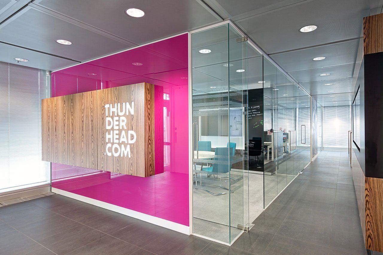A Look Inside Thunderhead S Stylish London Headquarters Officelovin