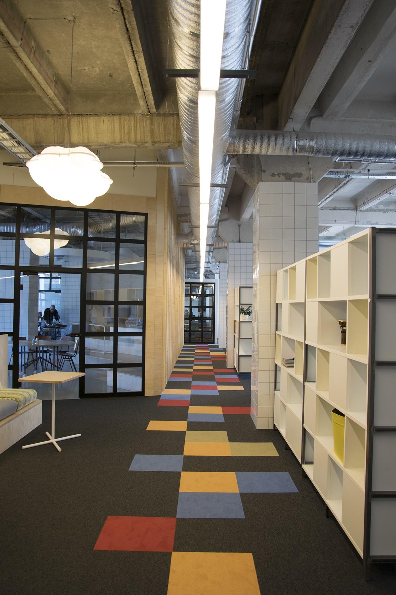 An Exclusive Look Inside Vinted S New Vilnius Headquarters