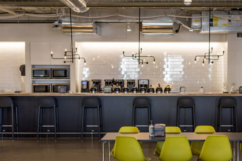 A Look Inside Braintree S Cool New Chicago Office