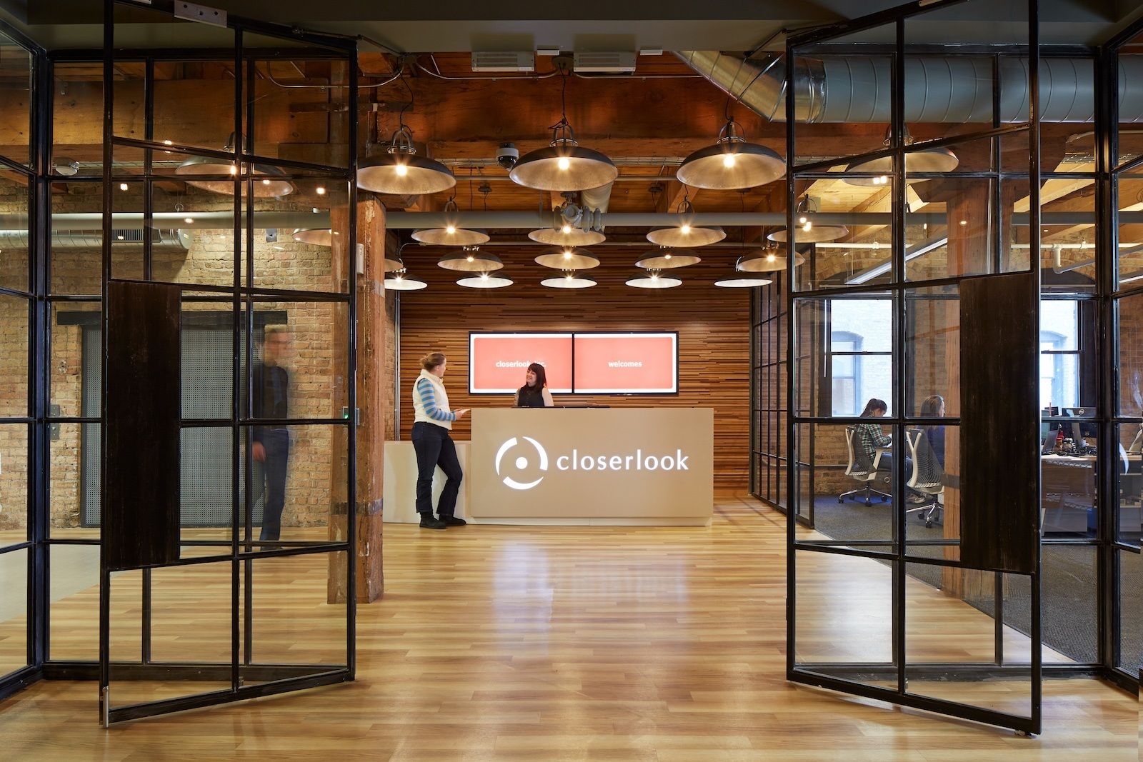 A Peek Inside Closerlook's Stylish Chicago Offices