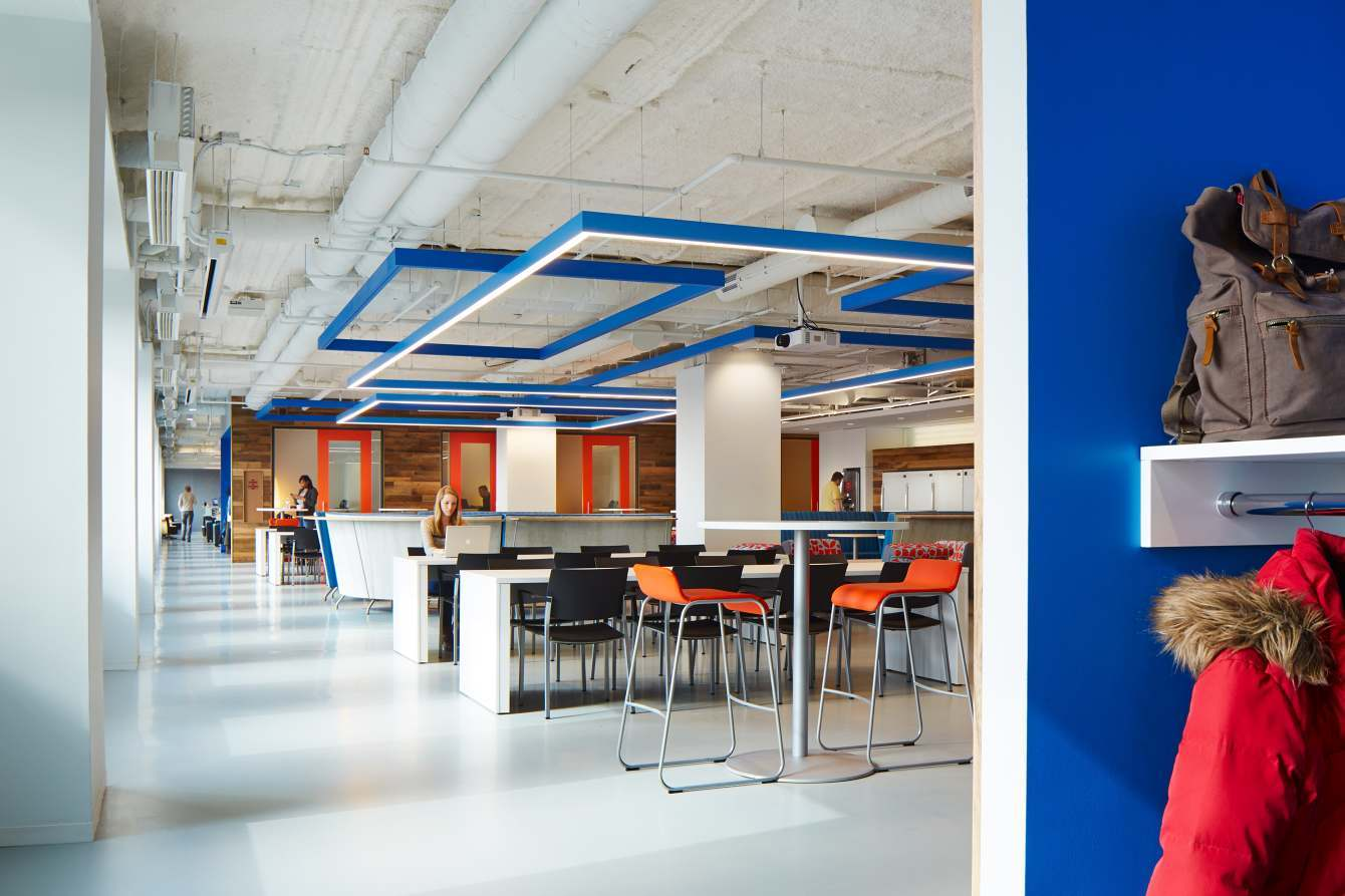 A Look Inside Cision S Stylish Chicago Headquarters