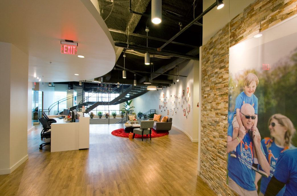 Check Out Photos of CustomInk's New Headquarters
