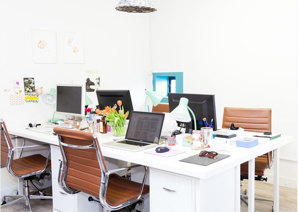 A Look Inside Fashionista's Chic New York City Office