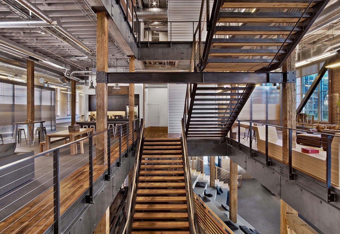 A Tour of Heroku's Gorgeous San Francisco Headquarters
