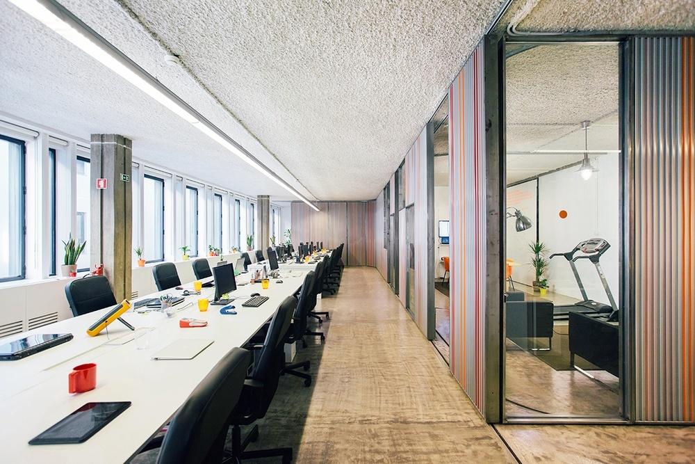 A Look Inside Kinematix S New Headquarters Officelovin