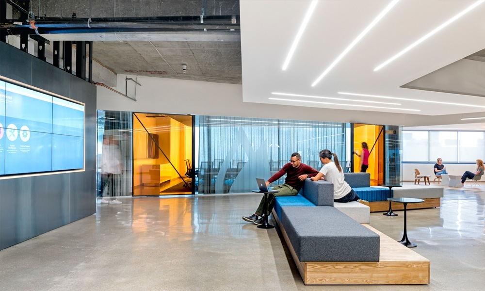 Another Look Inside Livefyre S Beautiful San Francisco Hq