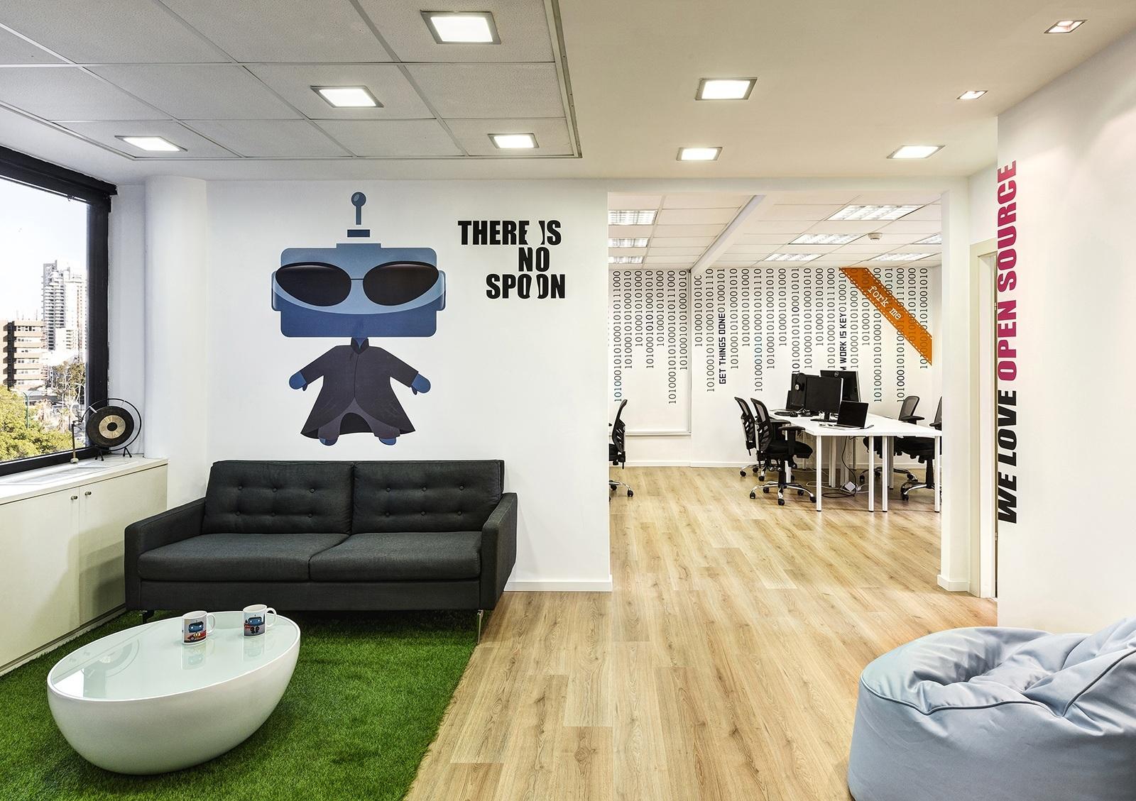An exclusive look inside soomla s cool tel aviv headquarters officelovin 39 - Walt disney office locations ...