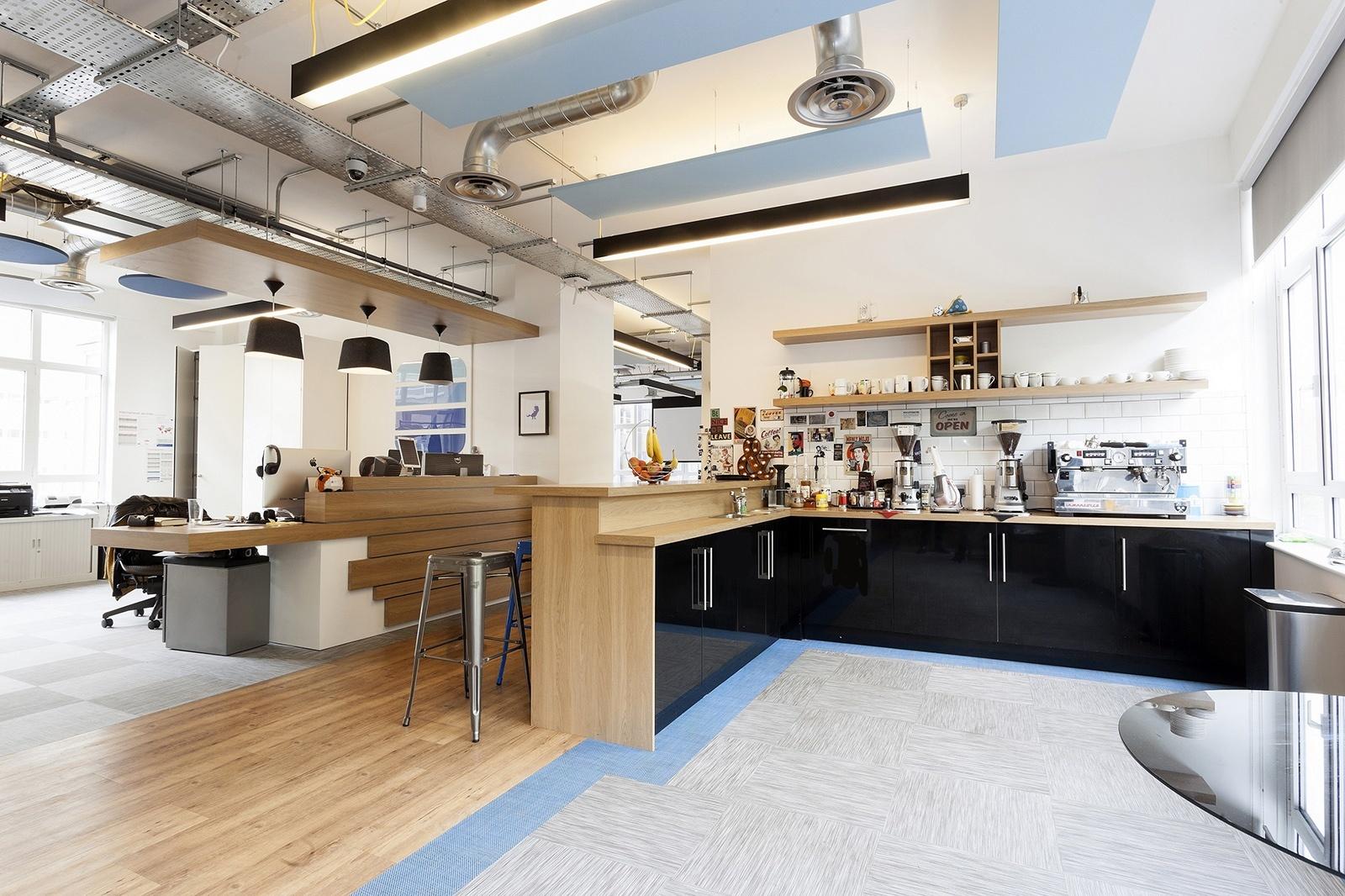 A Peek Inside Stack Exchange S Hip London Office
