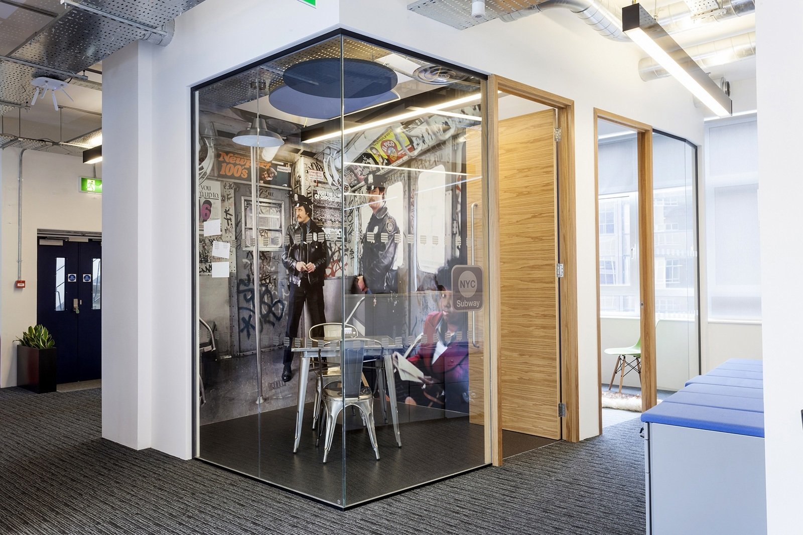 A Peek Inside Stack Exchange S Hip London Office