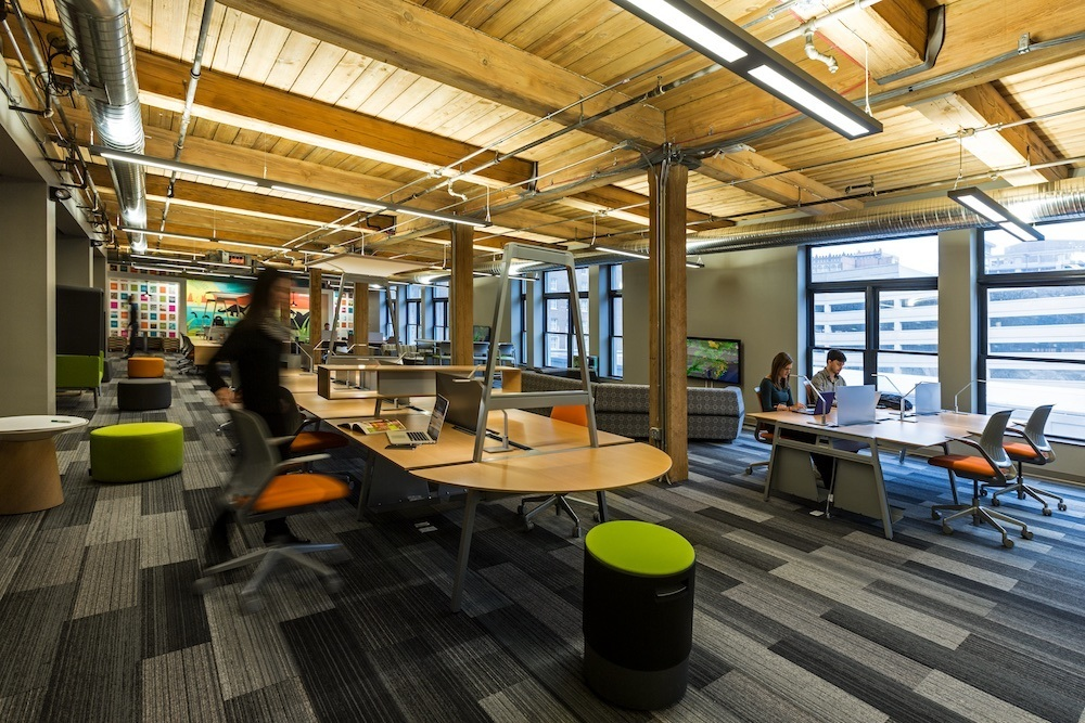 An Exclusive Tour Of T Rex Startup Incubator Officelovin