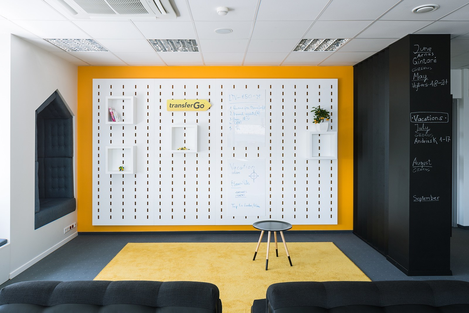 An Exclusive Look Inside TransferGo's New Beautiful Office