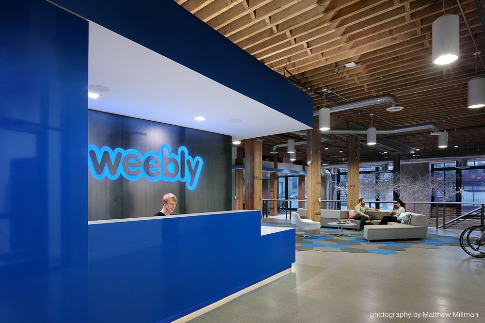 Check out photos of weebly s new beautiful san francisco for Design companies in san francisco