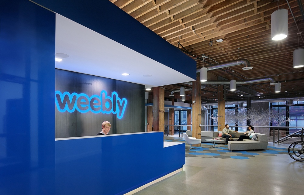 Check Out Photos of Weebly's New Beautiful San Francisco Office