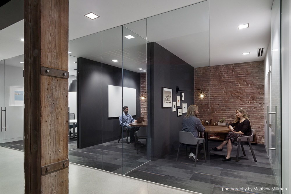 Check Out Photos of Weeblys New Beautiful San Francisco Office