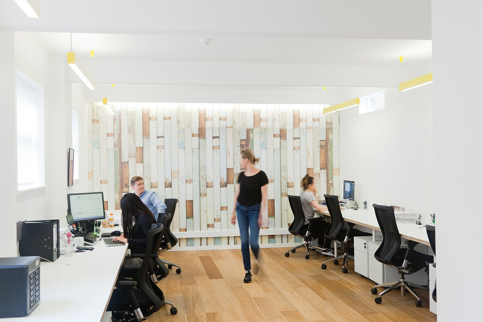 A Quick Look Inside X-treme Video's Chic London Office