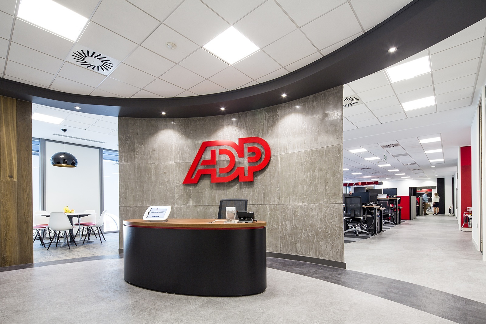 An Exclusive Look Inside Adp S New Bristol Office