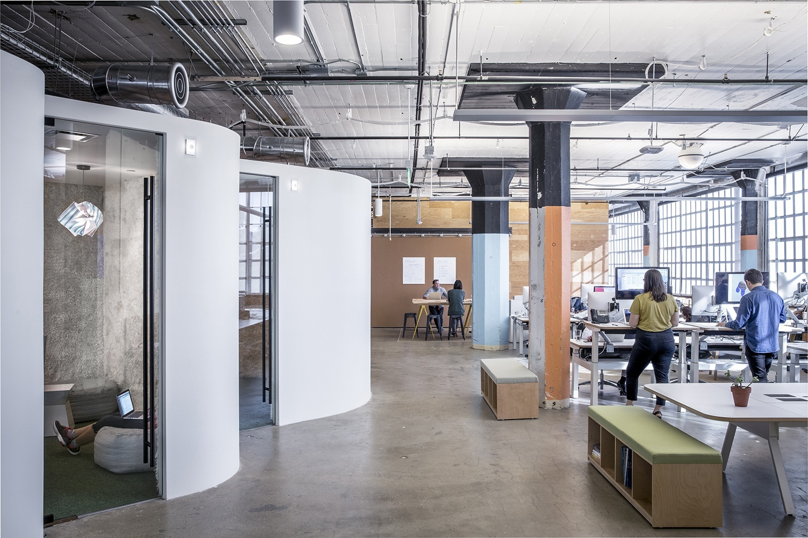 Office Design San Francisco A Tour Of Airbnb's New San Francisco Headquarters  Officelovin'