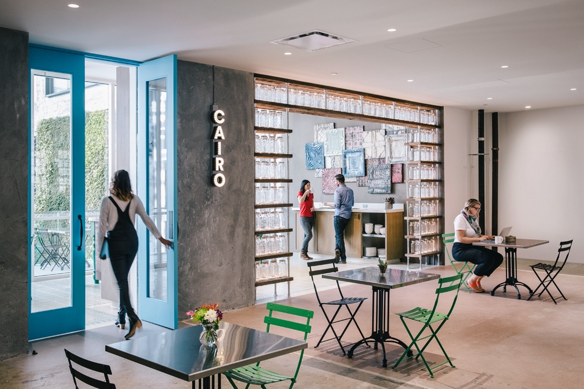 A Tour of Airbnbs New San Francisco Headquarters Officelovin