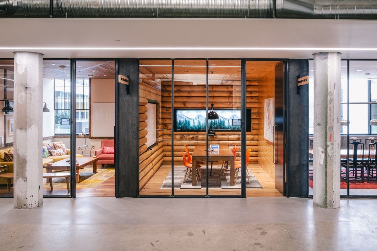 A Tour Of Airbnb S New San Francisco Headquarters Officelovin