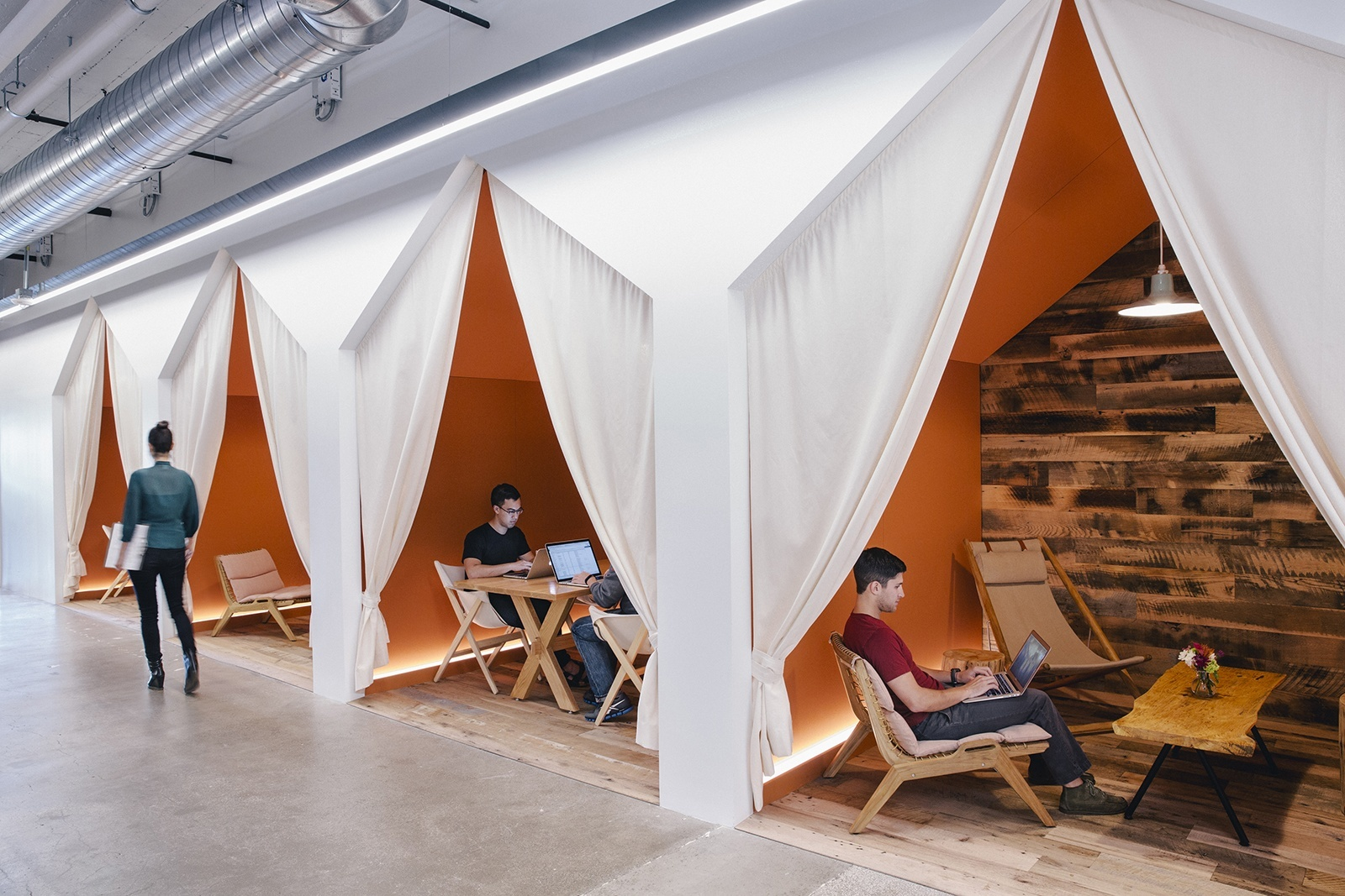 A Tour of Airbnb's New San Francisco Headquarters - Officelovin'