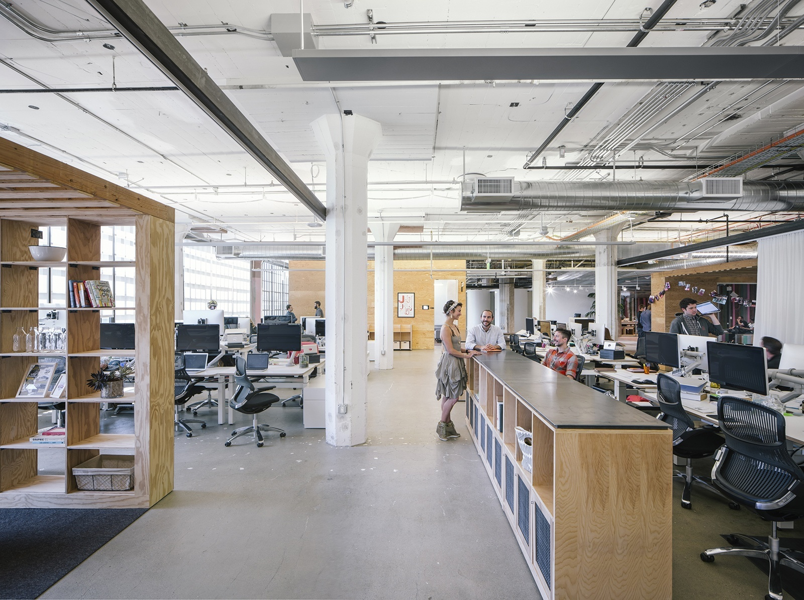 A tour of airbnb s new san francisco headquarters for Design companies in san francisco