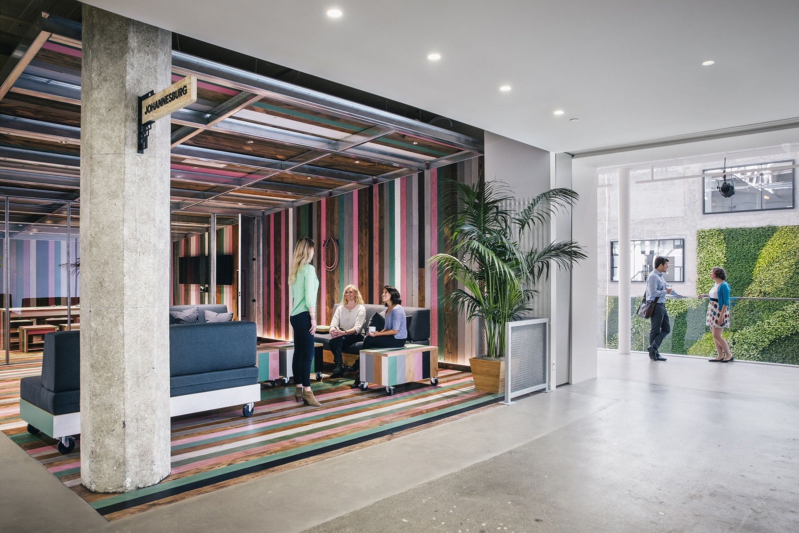 A Tour Of Airbnb S New San Francisco Headquarters Officelovin 39: interior design companies in san francisco