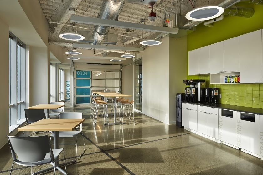 Take A Look At Concur S Modern Headquarters Officelovin 39