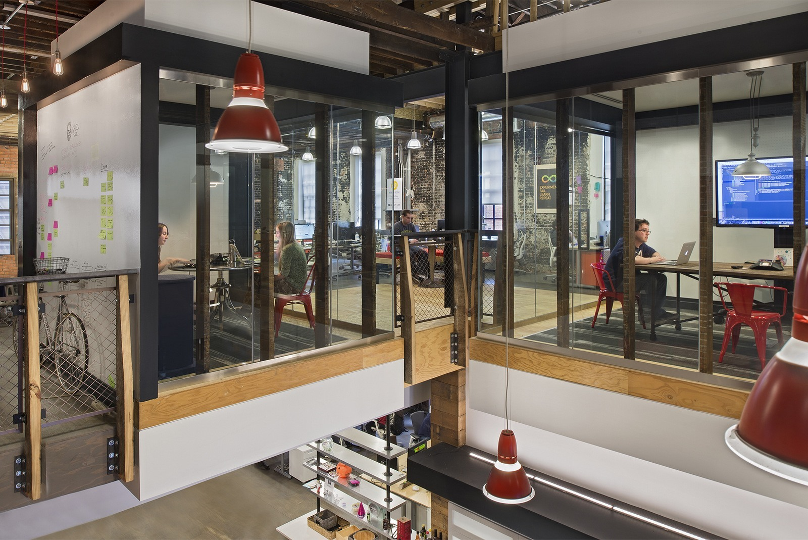 Check Out Photos of Detroit Labs' Cool Office - Officelovin'