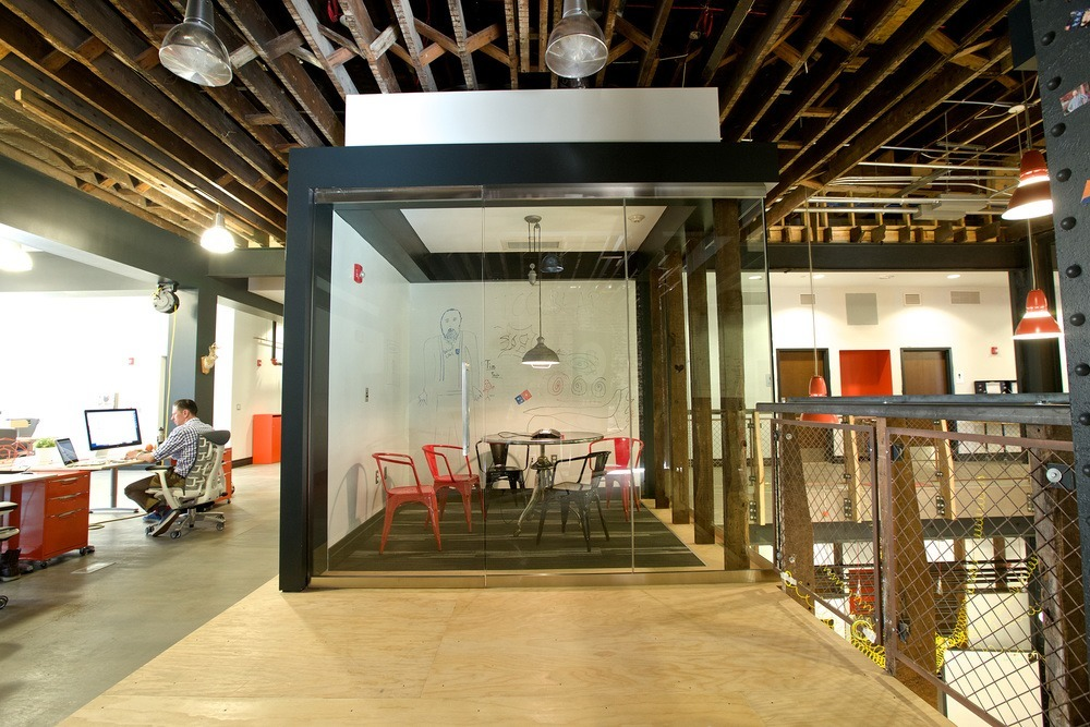 Check Out Photos of Detroit Labs' Cool Office