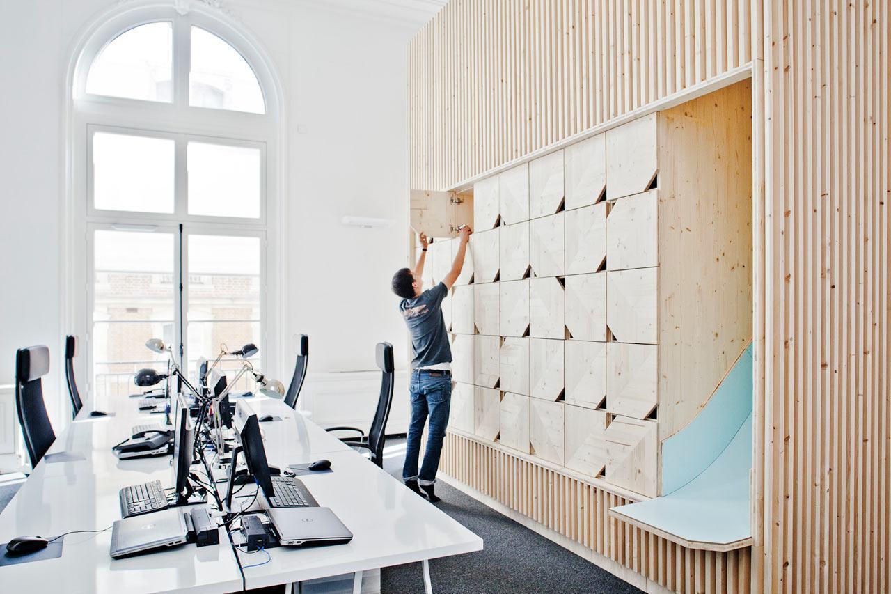 Inside Ekimetrics' Gorgeous Offices in Paris